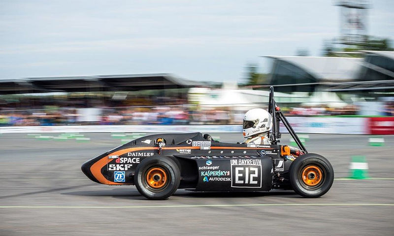 Quelle:©FSG Grams - Elefant Racing Team der Universität Bayreuth